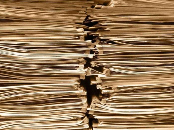 Le déménagement des archives est en cours !