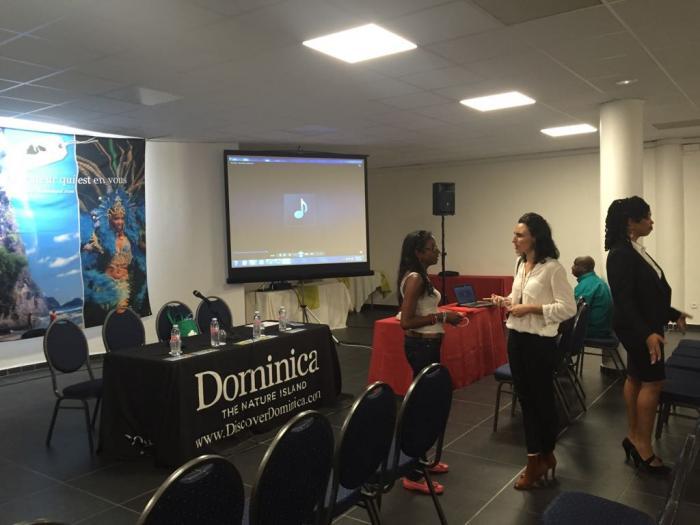 Le Dominica's World Creole Music Festival se prépare