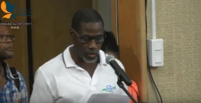 Le dossier du Galion évoqué en ce moment devant l'Assemblée de Martinique (direct vidéo)