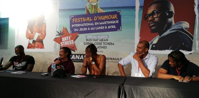 """Le festival """"Anti Stress"""" parie sur le rire"""