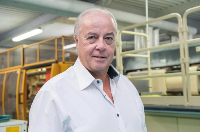 Le gérant de SIDREP, Christian Torres, nommé Capitaine de l'industrie 2016