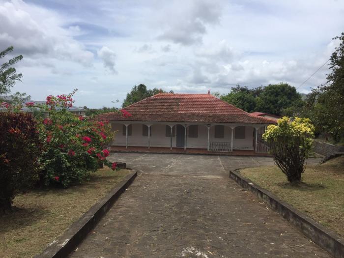 Le gouvernement va soutenir la rénovation de la maison d'Aimé Césaire
