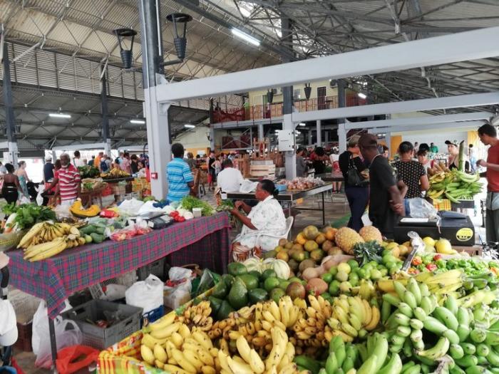 Le grand marché enfin rouvert