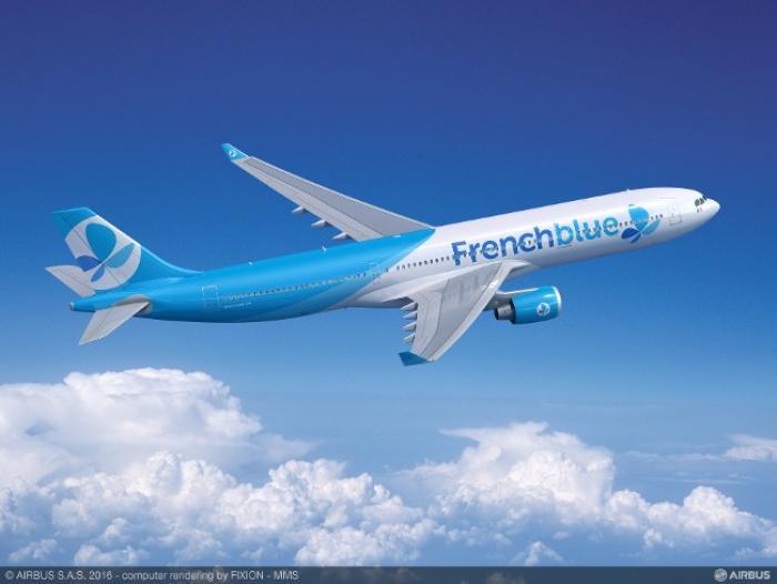 Le groupe Air Caraibes crée French Blue