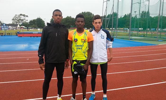 Le jeune Enzo Hodebar sacré champion olympique de la Jeunesse Européenne