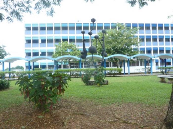 Le lycée de Baimbridge fermé jusqu'à nouvel ordre