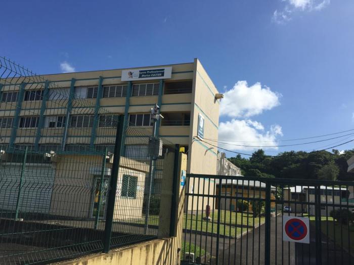 Le lycée professionnel de Dillon rebaptisé lycée Marius Cultier