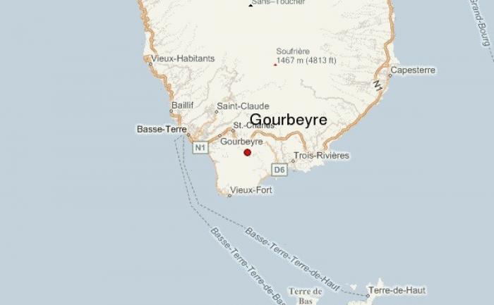 Le maire de Gourbeyre rouvre le dossier du futur centre commercial de Gourbeyre