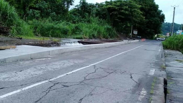 Le maire de Saint-Pierre redit son opposition à l'installation d'un viaduc métallique à la Rivière des Pères