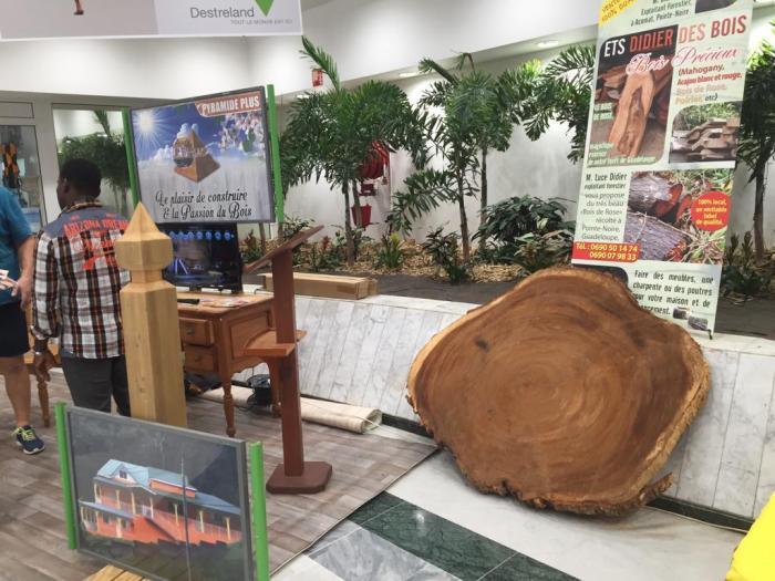 Le marché du bois local se porte bien