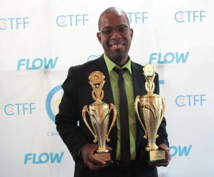 Le Martiniquais Alain Bidard récompensé pour son film animé de science fiction