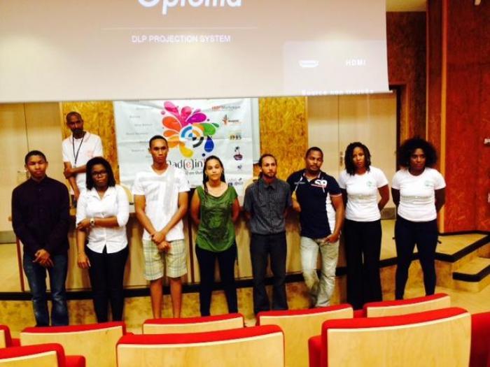"""Le Martinique start up week-end remporté par quatre  étudiants pour leur projet """"kit4life"""""""