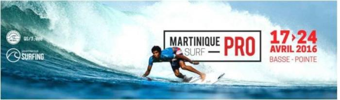 Le Martinique Surf Pro 2016 dans moins de deux mois à Basse-Pointe