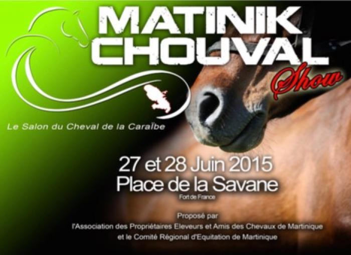 Le Matinik Chouval show : la Savane, une écurie éphémère