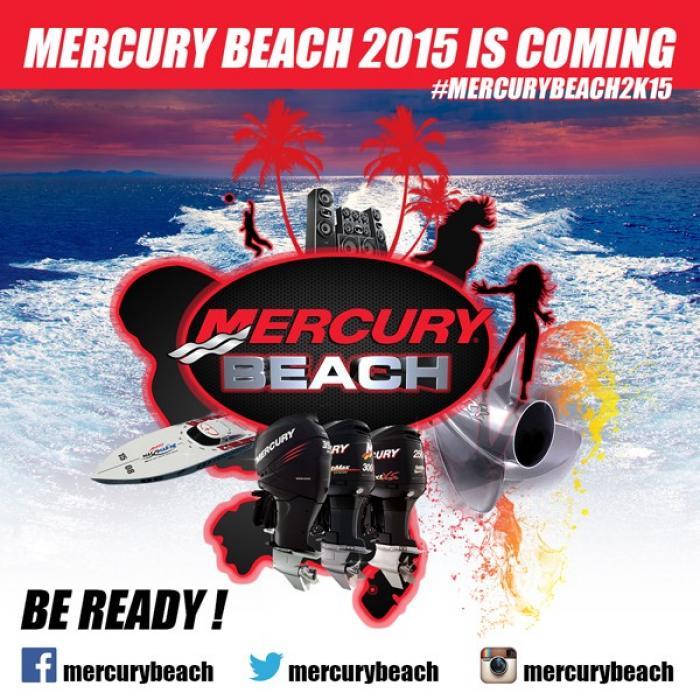Le Mercury Beach de nouveau en Martinique ?