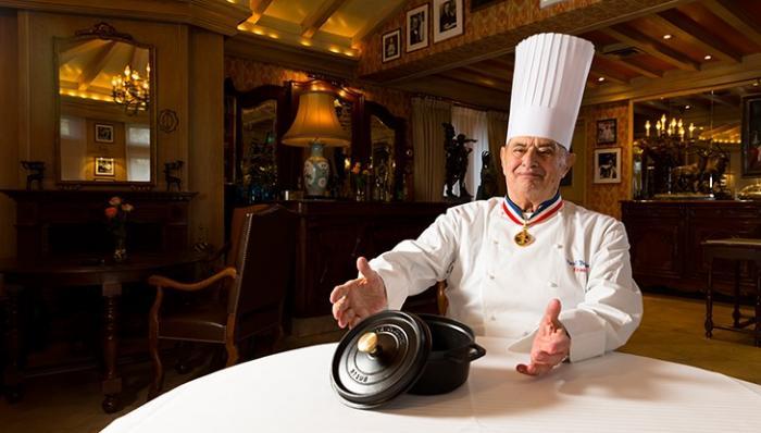 Le pape de la gastronomie française Paul Bocuse est décédé