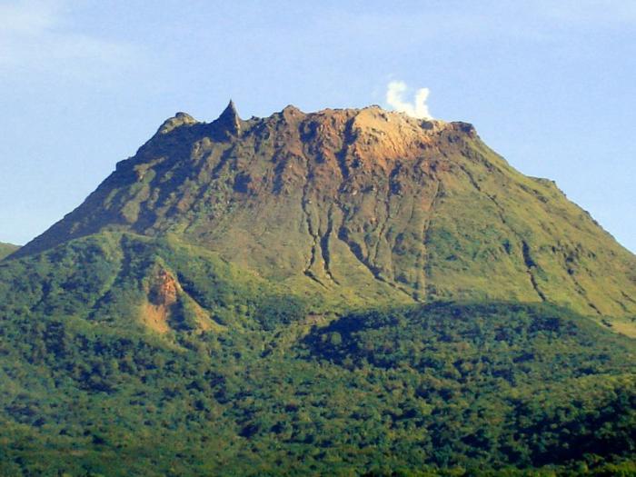 Le Parc National de Guadeloupe lauréat de la Liste Verte de l'UICN
