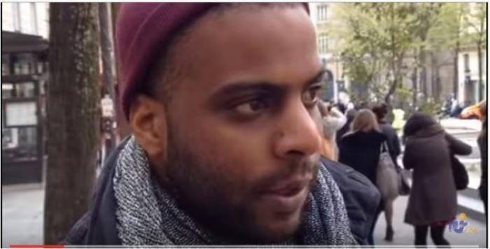 Le Paris Noir ou l'autre regard de Kevi Donat sur Paris