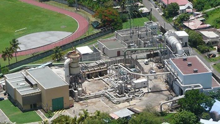 Le parti de gauche dit non à la privatisation de la centrale géothermique de Bouillante