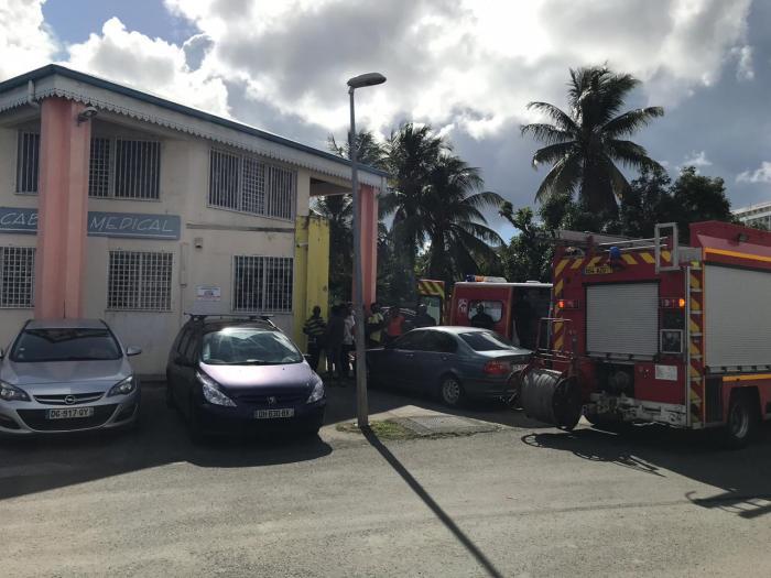 Le personnel d'une association évacué après des émanations de gaz