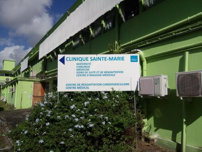 Le personnel de la clinique Sainte-Marie demande le départ du groupe Kapa