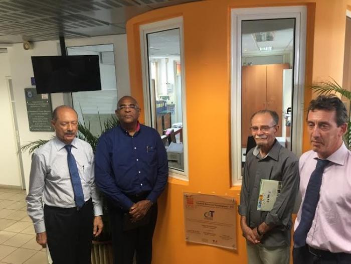 Le Pôle agroalimentaire de la Martinique récompensé pour la qualité de son travail