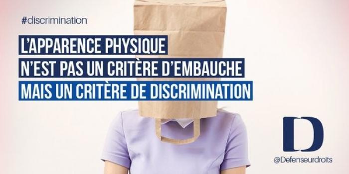 Le poids et le look, facteurs de discrimination