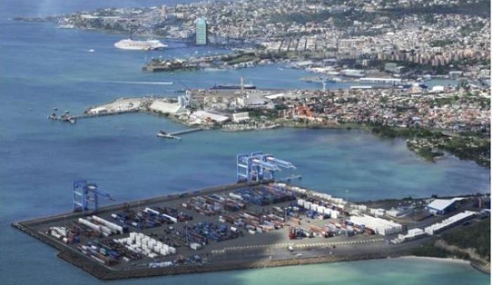 Le Port de Fort-de-France a été bloqué ce vendredi matin !
