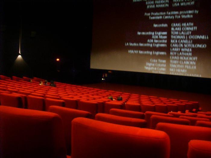 Le prix de la place de cinéma ne devrait pas augmenter