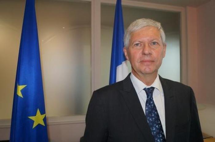 Le Préfet Eric Maire remplacé par Philippe Gustin