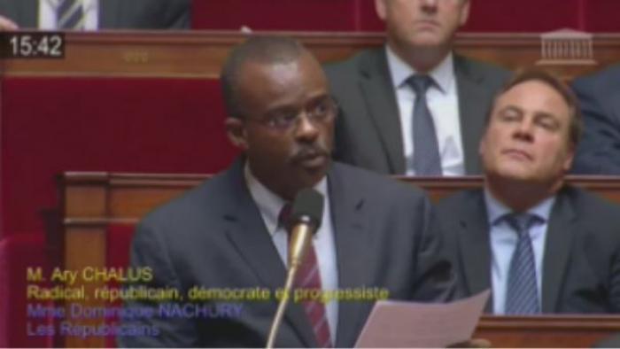"""Le projet """"Cap sur 100 000 tonnes de bananes d'ici 2020"""" à l'Assemblée nationale"""