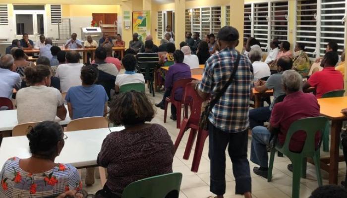 Le projet de déviation de Sainte-Marie à Capesterre Belle-Eau est lancée