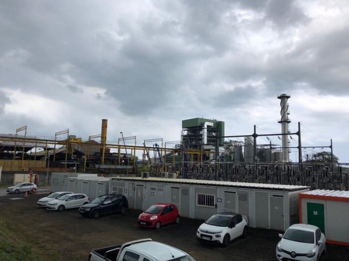 Le raccordement entre l'usine Albioma et celle du Galion sera effectif à la fin du mois