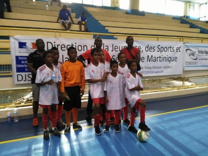 Le RC Saint-Joseph remporte le tournoi Footsal 2016