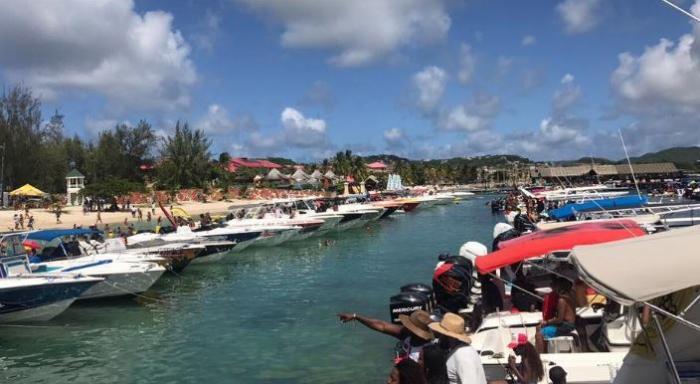 Le retour de la Mercury en Martinique fait grincer des dents à Sainte-Lucie