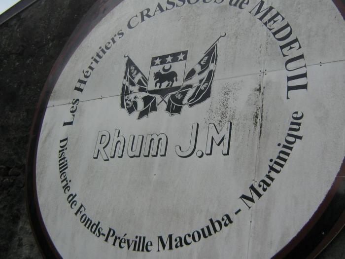 Le rhum JM multi-millésimé récompensé par le Caribbean Journal de Miami