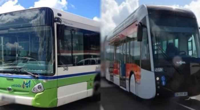 Le réseau de bus Mozaïk et TCSP toujours paralysé