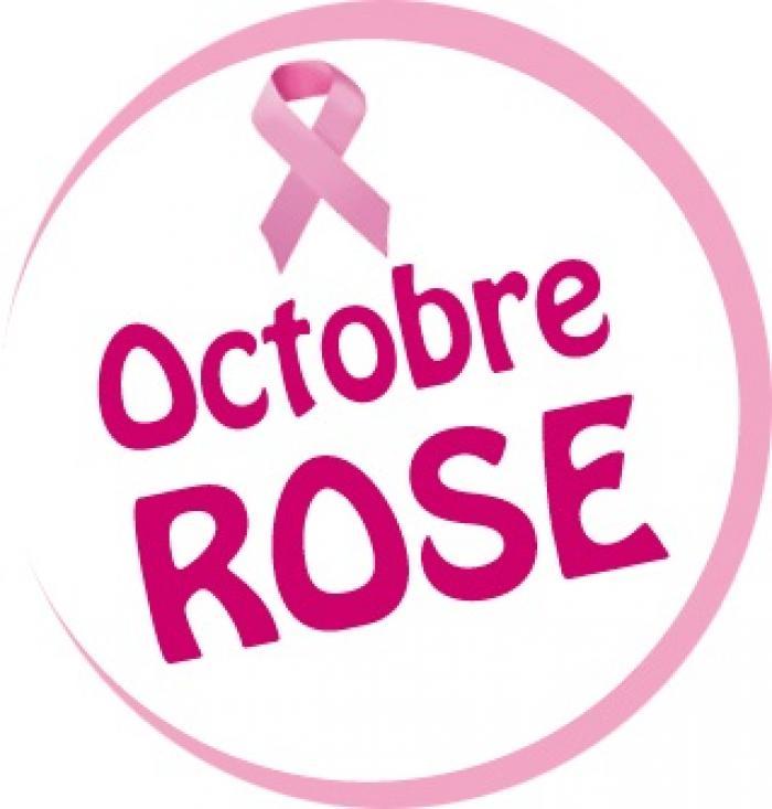 Le rose contre le cancer