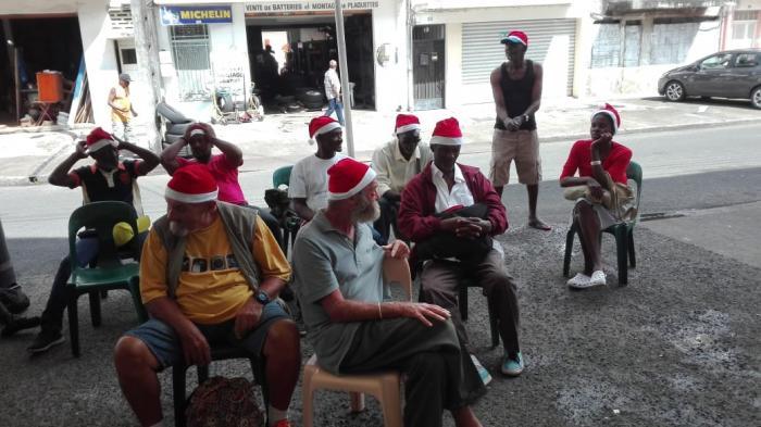 Le Rotary Club organisait un noël pour les démunis