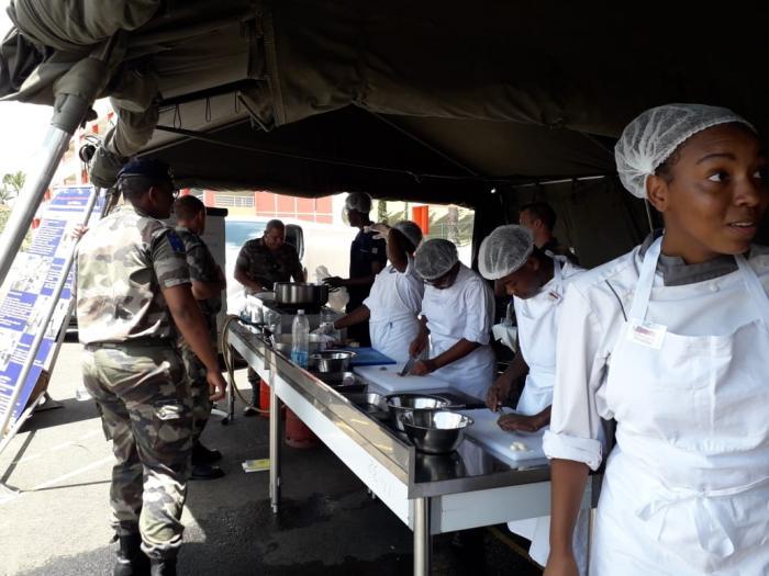 Le RSMA de Martinique organise sa journée portes ouvertes, ce samedi