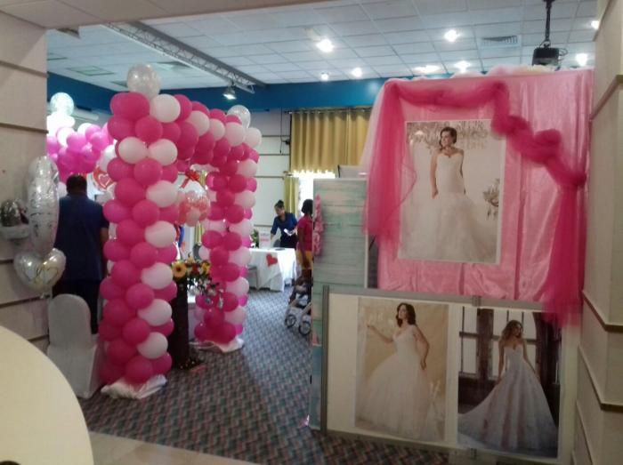 Le salon du mariage a ouvert ses portes
