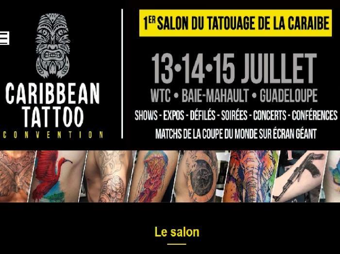 Le salon du tatouage ouvre ses portes à Jarry