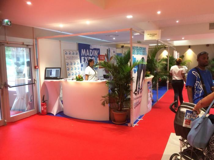 Le salon Madin'Expo bat son plein au palais des congrès de Madiana