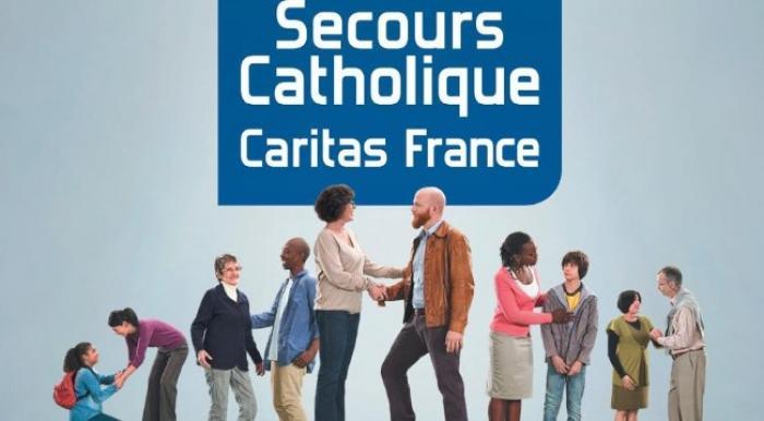Le secours catholique a 70 ans !