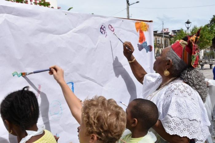 Le semaine bleue se poursuit en Martinique
