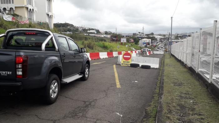 Le sens interdit dans la zone de la Jambette n'est toujours pas respecté par les automobilistes
