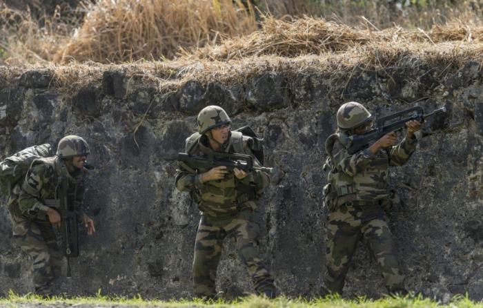 Le site des Forces Armées des Antilles fait peau neuve.
