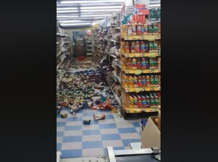 Le séisme de magnitude 7,3 au Venezuela largement ressenti en Martinique