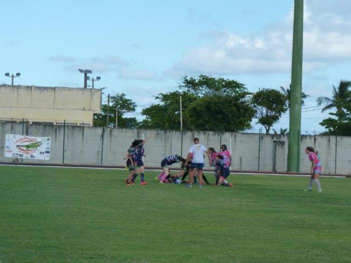 Le stade Français en Guadeloupe