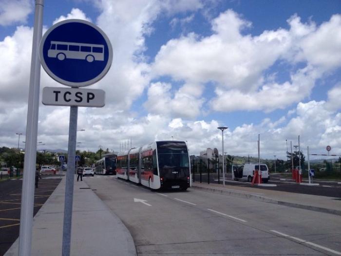 Le TCSP ne roulera pas avant 2017